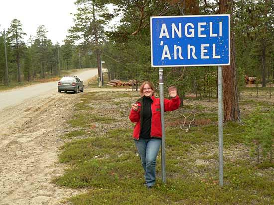 Angelin Kylä